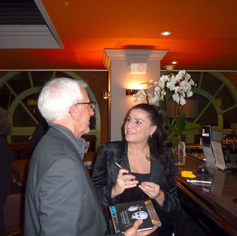 Rencontre avec Cecilia Bartoli