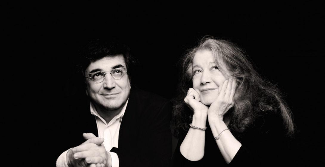 Sergei Babayan & Martha Argerich ©Marco Borggreve