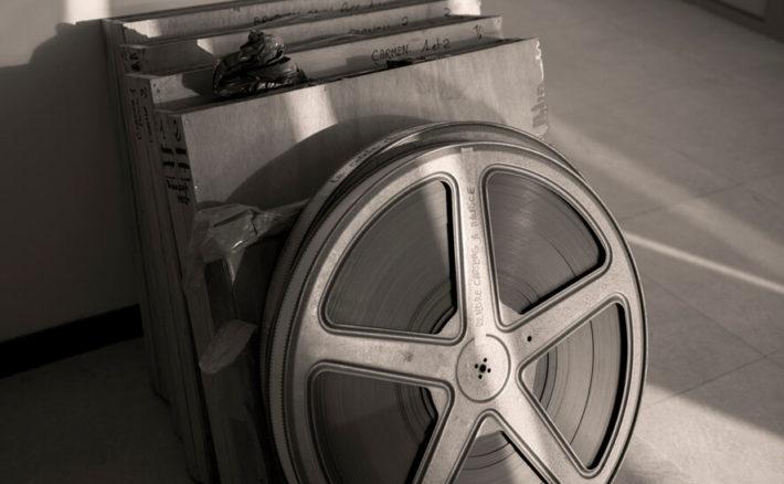 Visite privée des archives de la Cinémathèque