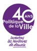 40 ans - politique de la ville - inventons les territoires de demain