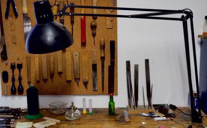 Visite privée du luthier Arezzo